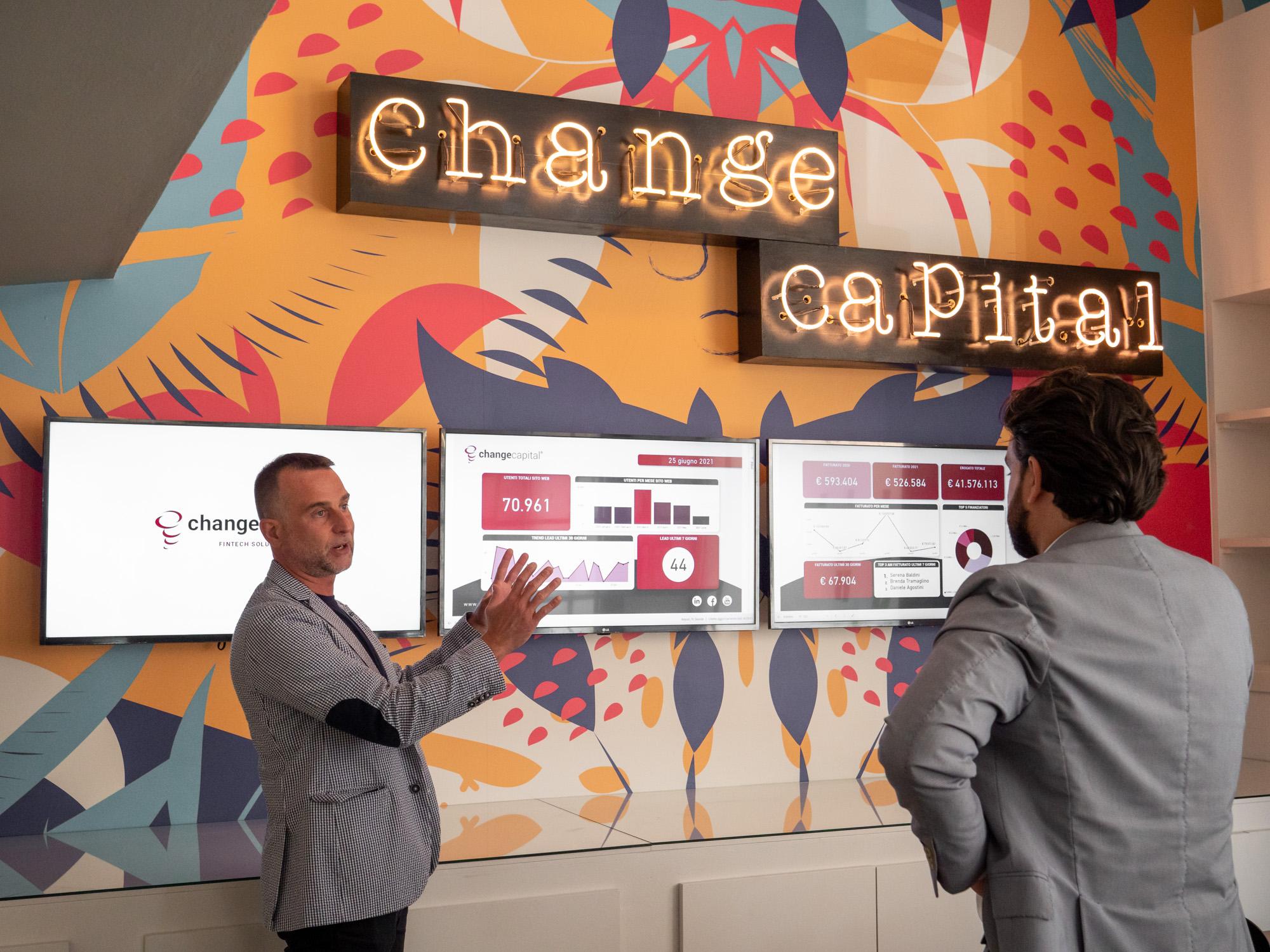 Fider e Change Capital, insieme a supporto delle imprese per il credito online