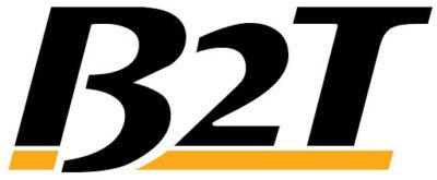 B2t logo