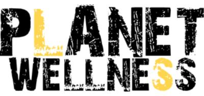 Planet wellness logo
