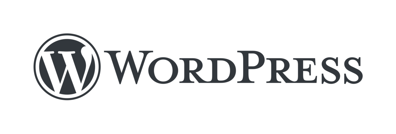 Word Press logotype standard