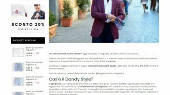 Www colombomilano1911 com it blog 30 Guida ad uno stile da vero dandy