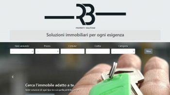 Sito web RB Property Solutions