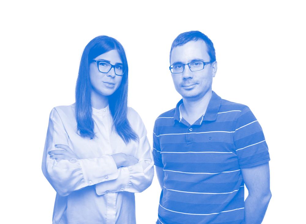 Chiara Bacilieri and Janos Tolgyesi