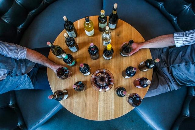 vino tavola rotonda