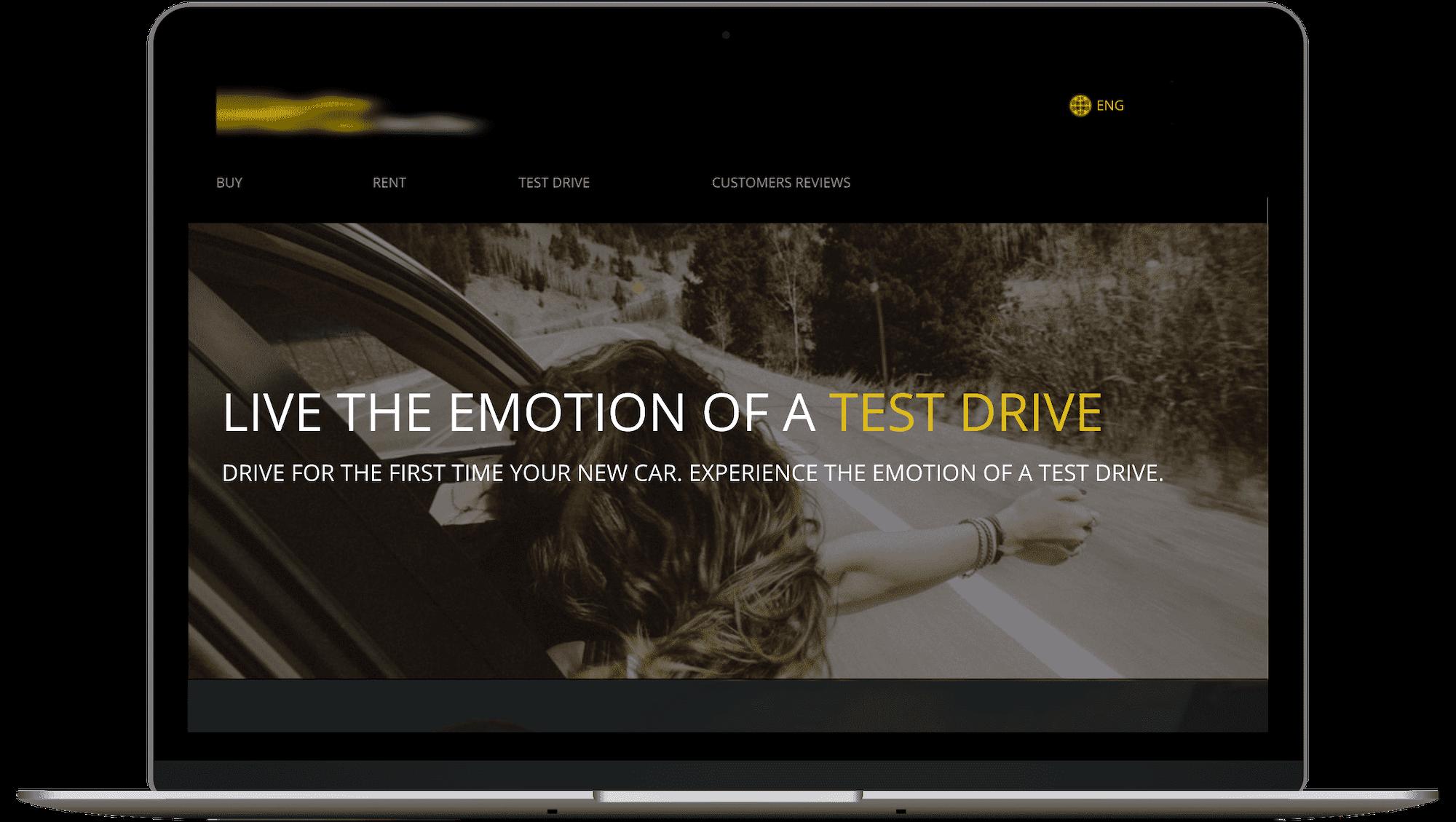 homepage custom