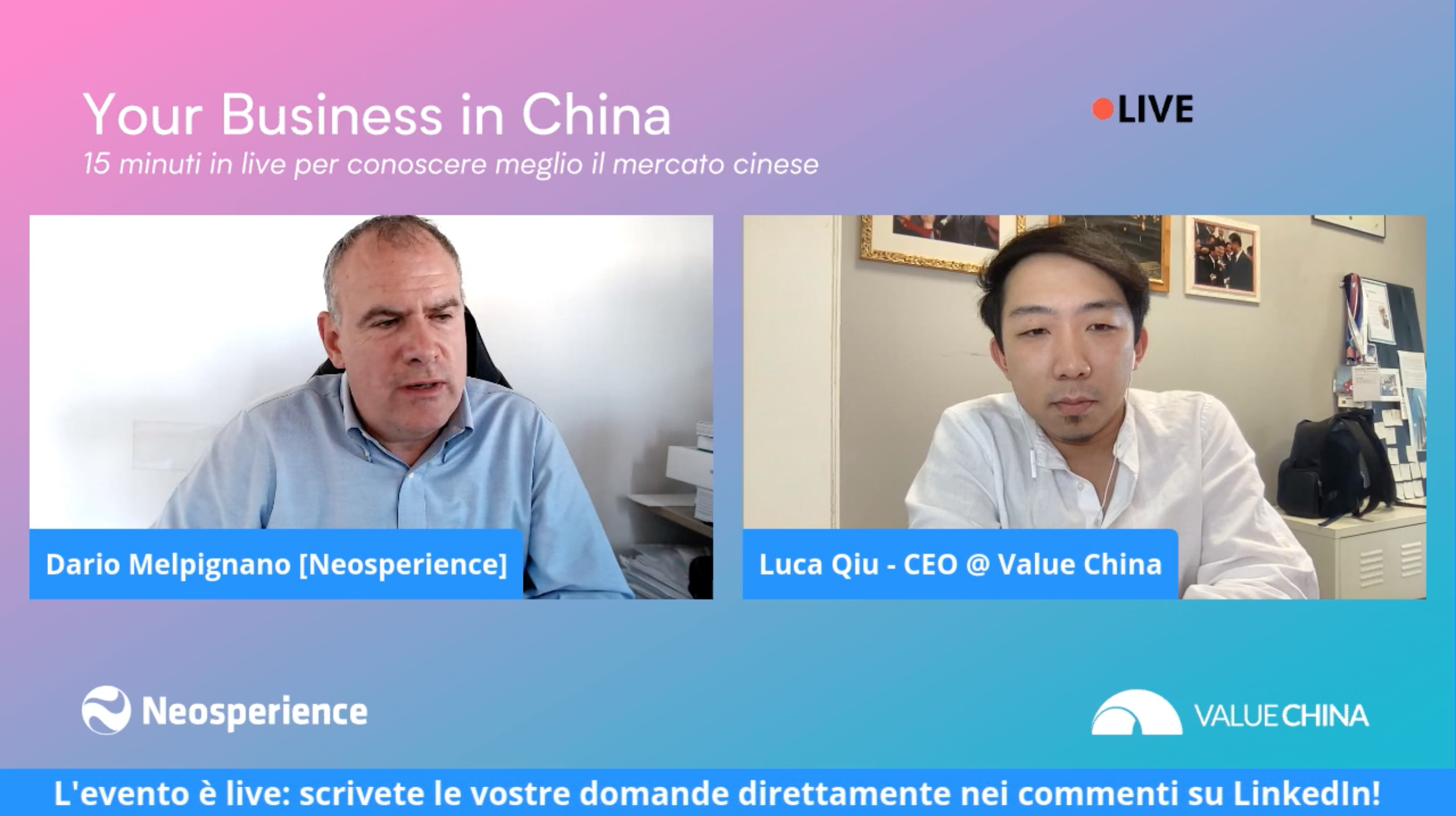 Your Business in China episodio 15