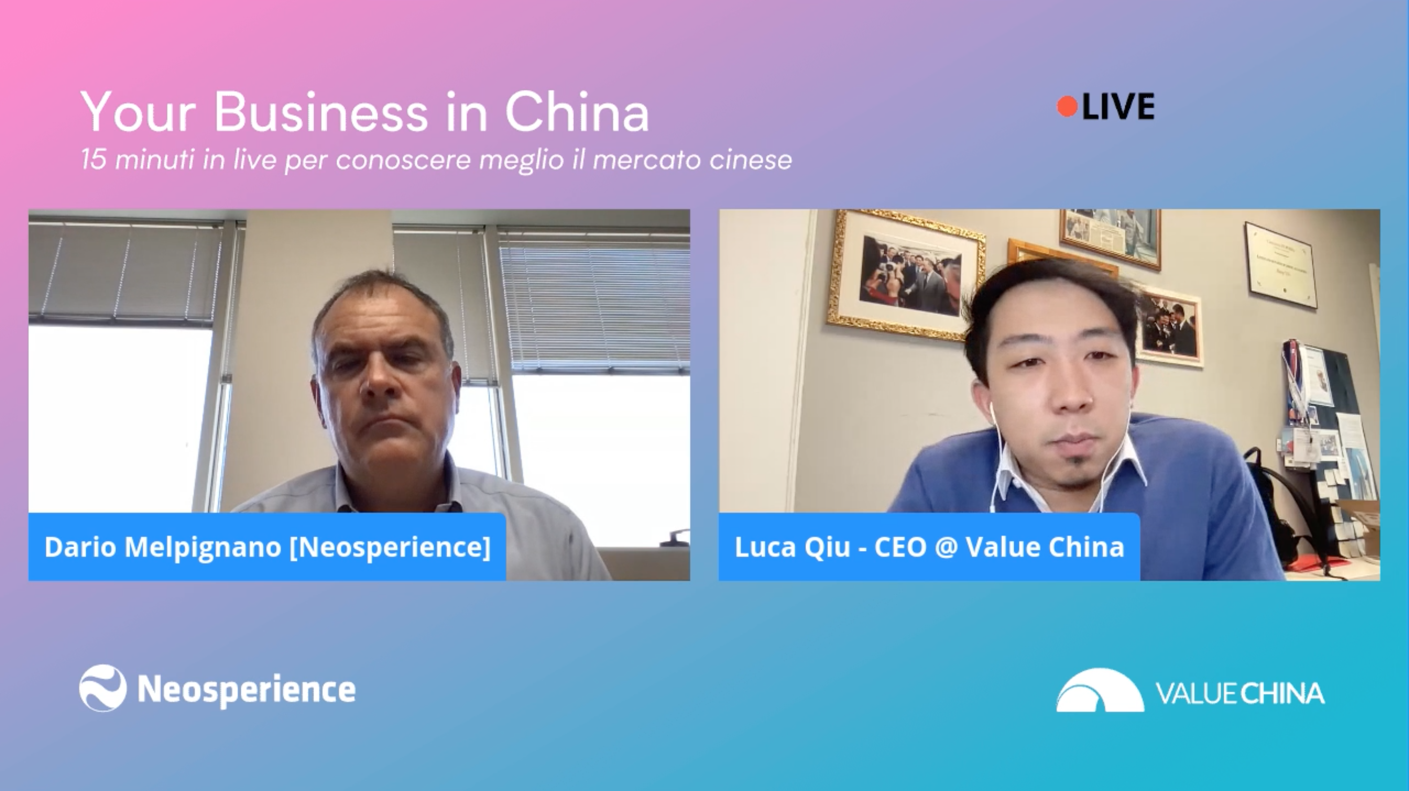 Your Business in China episodio 16