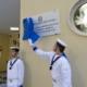 Comando Marittimo Sicilia di Augusta - inaugurazione nuova palazzina Alloggi di Servizio Collettivo